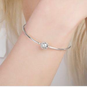 Pandora Jewelry - AUTH PANDORA ESSENCE BANGLE BRACELET